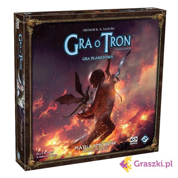 Gra o Tron: Matka Smoków + GRATIS | Galakta